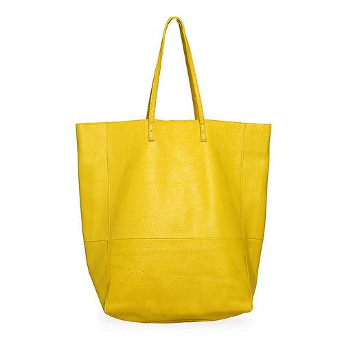 Zuma Tote Bag in Yellow