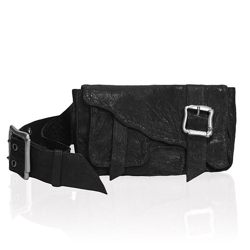 Granada Belt Bag in Black