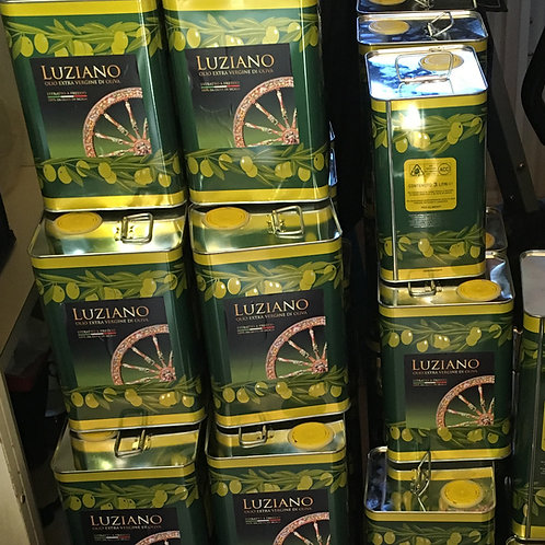 TANICA Olio extravergine di oliva 3L / 5L / 10L