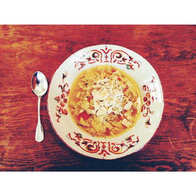 Chicken Noodle Soup _)