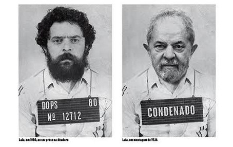 APLAUSOS AO POLÍTICO MAIS CORRUPTO DA HISTÓRIA DO BRASIL.
