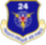 24th Air Force Transparent.PNG