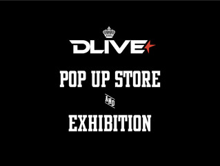 POP UP STORE & EXHIBITION 開催