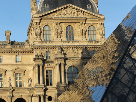 Virtual Visit: The Louvre, Part 1