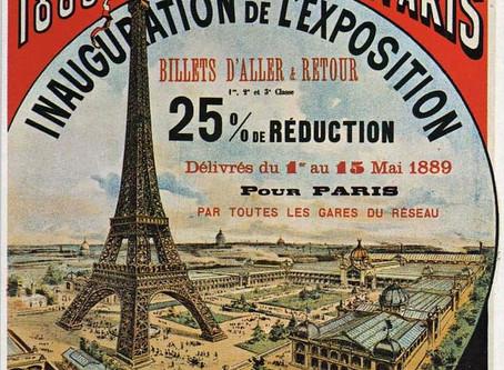 Virtual Visit: Paris World's Fairs