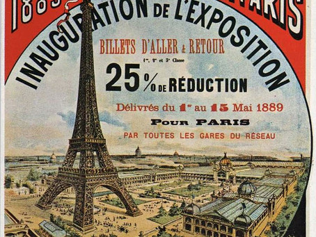 Virtual Visit: Paris World's Fairs