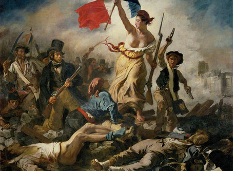 Artwork Explained #4: Revolution! (Delacroix's Liberty Leading the People)