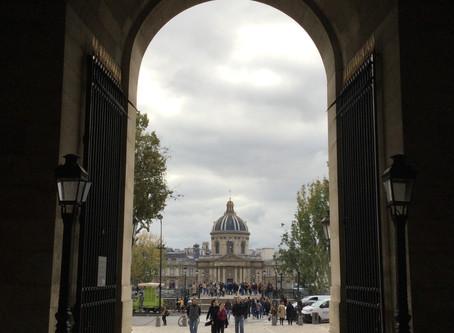 Virtual Visit: Bridges of Paris, Part 2: Pont des Arts