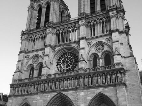 Virtual Visit: Notre-Dame de Paris, Part 1: A Gothic Architecture Primer