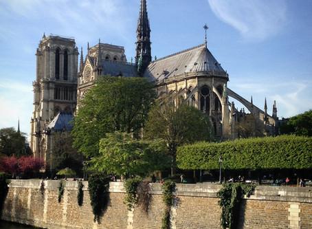 Virtual Visit: Notre-Dame de Paris, Part 2: Building History