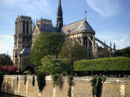 Virtual Visit: Notre-Dame de Paris, Part 2: Building History