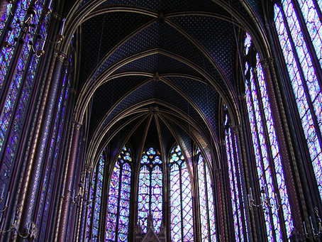 Virtual Visit: Palais de la Cité and the Sainte-Chapelle