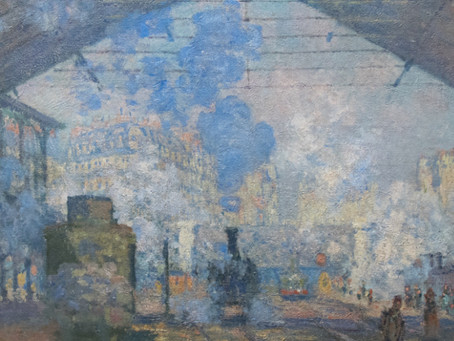 Virtual Visit: The Painters of Modern Life: Impressionism, Part 1