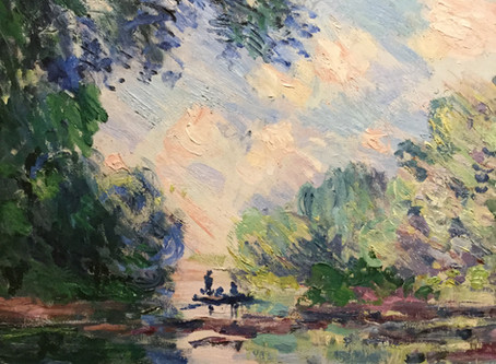 Virtual Visit: Painting after Photography: Impressionism, Part 2