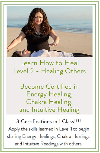 Learn How to Heal level 2
