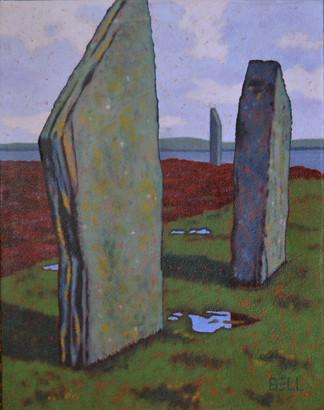 Brodgar Stones