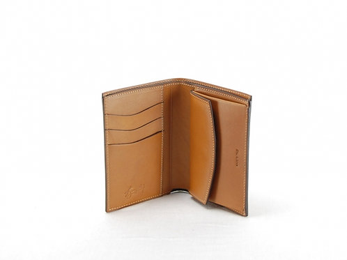 Vertical Classic Wallet (cards and coins)