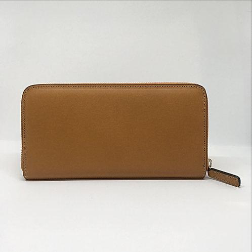 Medium wallet with zip