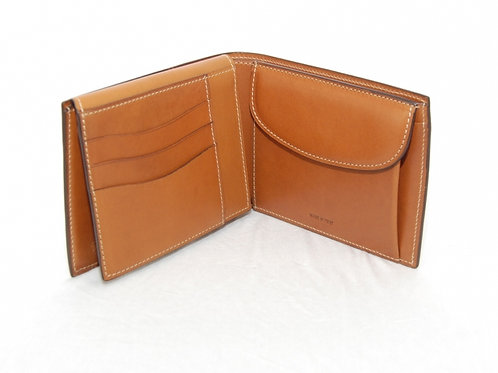 Classic Wallet (many cards and coins)