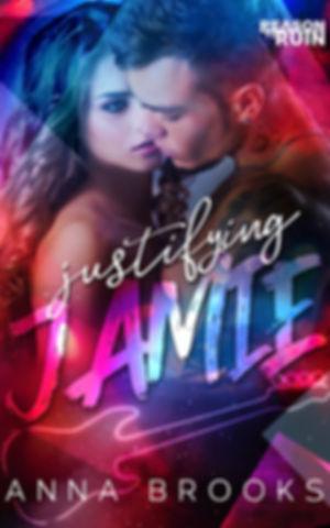 Book One - Justifying Jamie Ebook Cover.