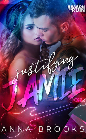 Book One - Justifying Jamie Ebook Cover.