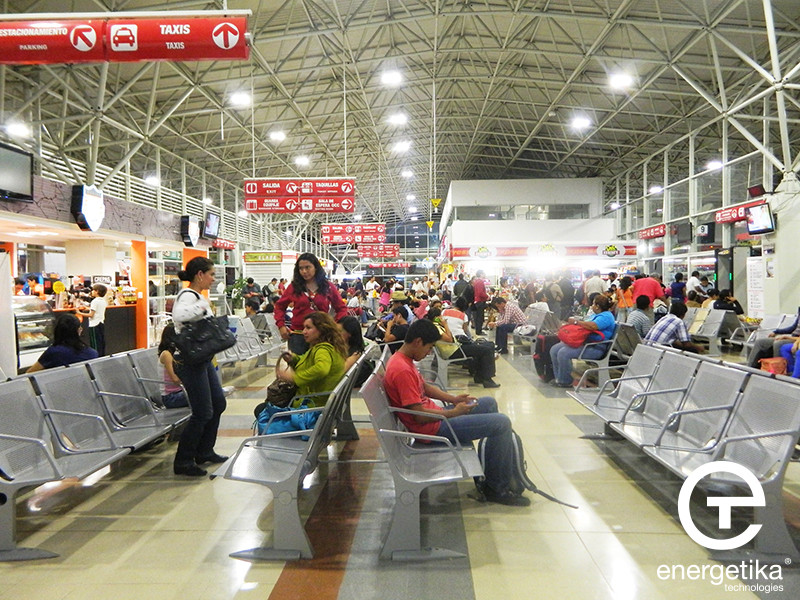Terminal TAPO