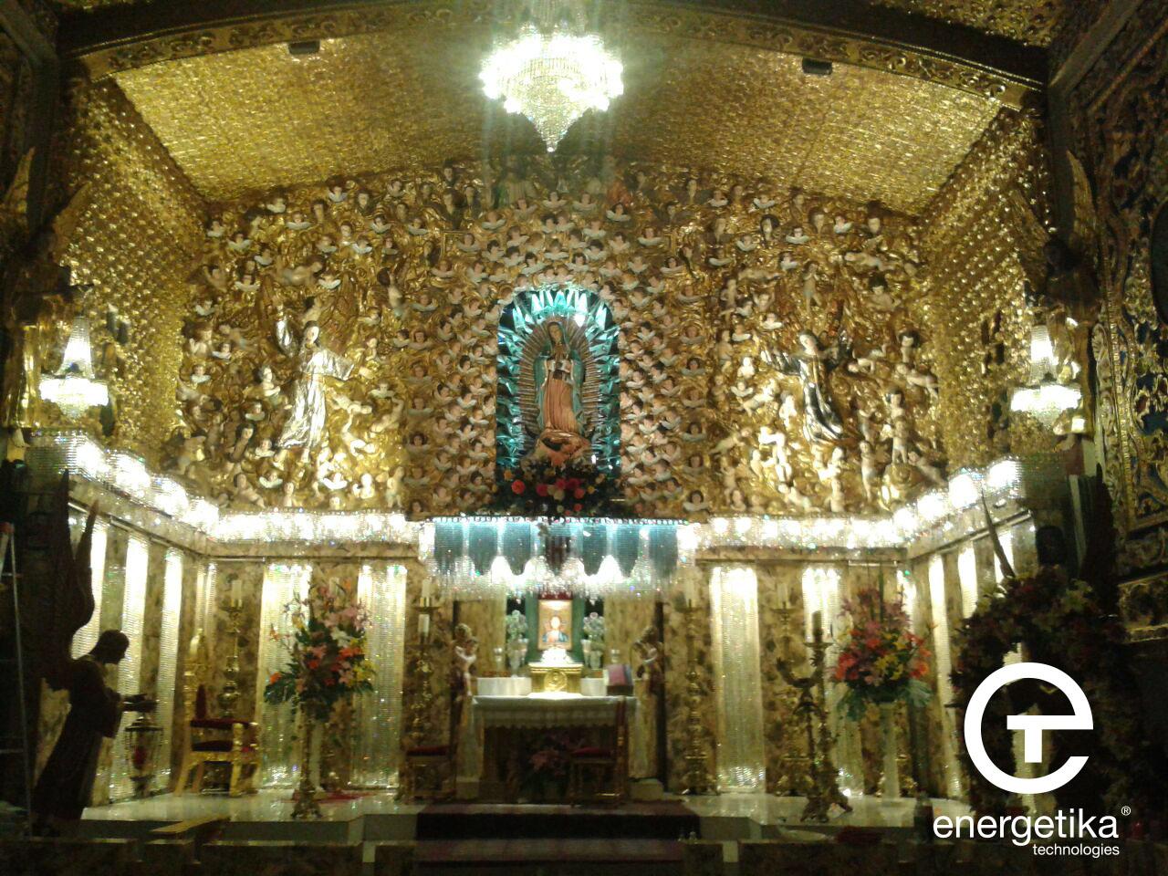 Iglesia Santisima Hostia