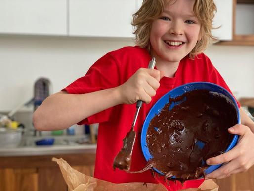 Keep baking!
