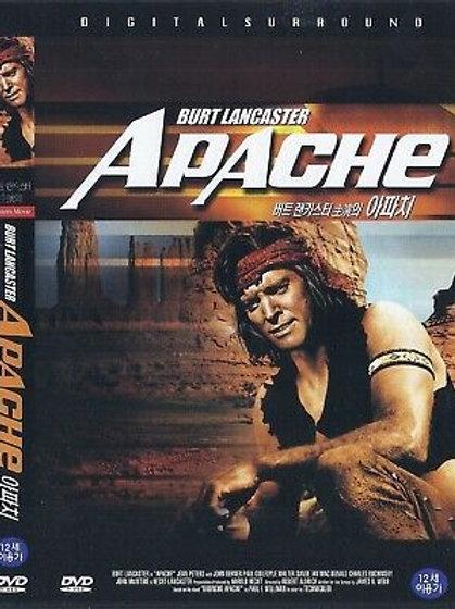 O ÚLTIMO BRAVO (Apache, 1954)