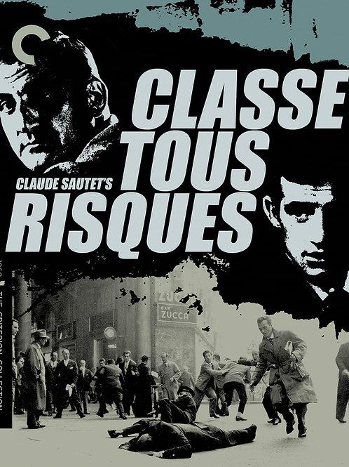 COMO FERA ENCURRALADA (Class Tous Risques, 1960)