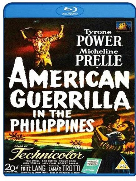 GUERRILHEIROS DAS FILIPINAS (American Guerrila In The Philippines, 1950)