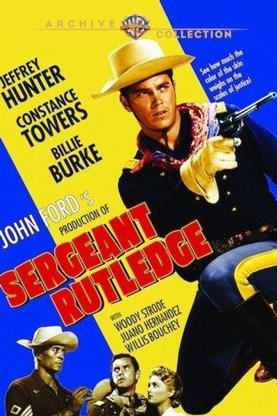 AUDAZES E MALDITOS (Sergeant Rutledge, 1960)