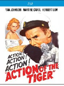 A BRUTAL AVENTURA (Action on the Tiger, 1957)
