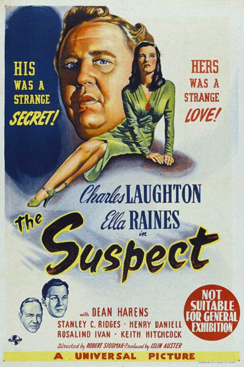 DÚVIDA (The Suspect, 1944) - Legendado