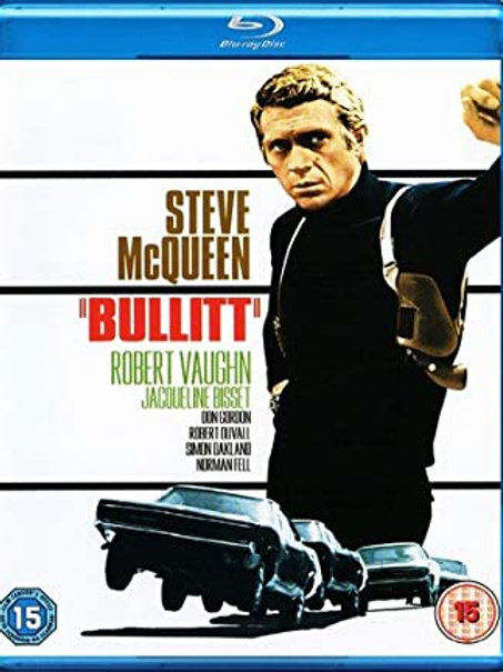 BULLITT (Idem, 1968)