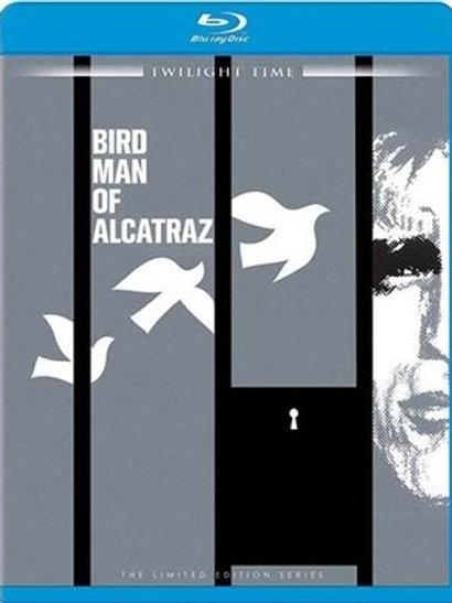 O HOMEM DE ALCATRAZ (Birdman of Alcatraz, 1962)