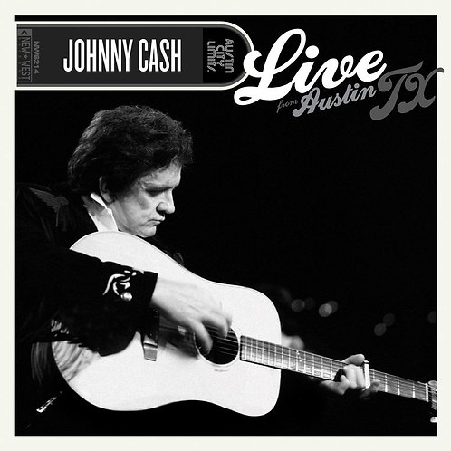 JOHNNY CASH LIVE FROM AUSTIN TEXAS