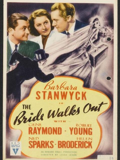 CASAR É MELHOR (The Bride Walks Out, 1936)