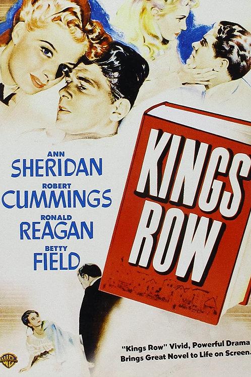 EM CADA CORAÇÃO UM PECADO (Kings Row, 1942)