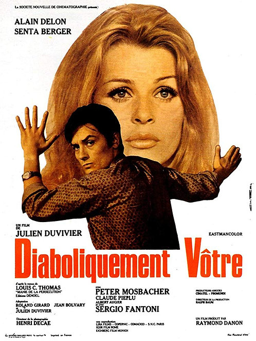 DIABOLICAMENTE TUA (Diaboliquement Vôtre, 1967)