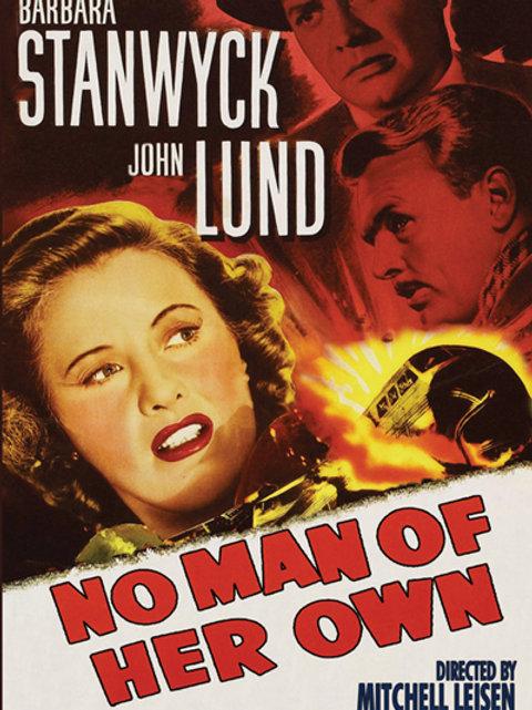 CASEI-ME COM UM MORTO (No Man of Her Own, 1950)- DVD legendado em português