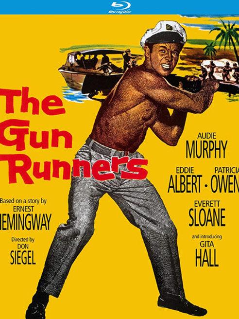 CONTRABANDO DE ARMAS (Gun Runners, 1958)