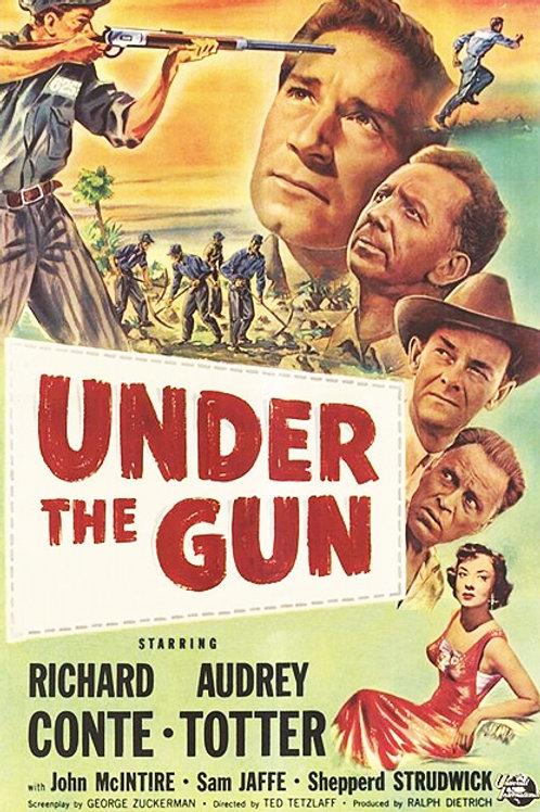 A MORTE APONTA A ARMA (Under The Gun,1951)