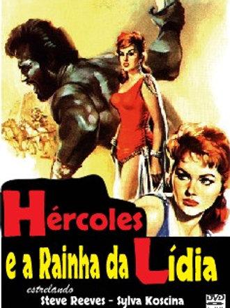 HÉRCULES E A RAINHA DA LÍDIA (Ercole  e la Regina di Lidia, 1959)