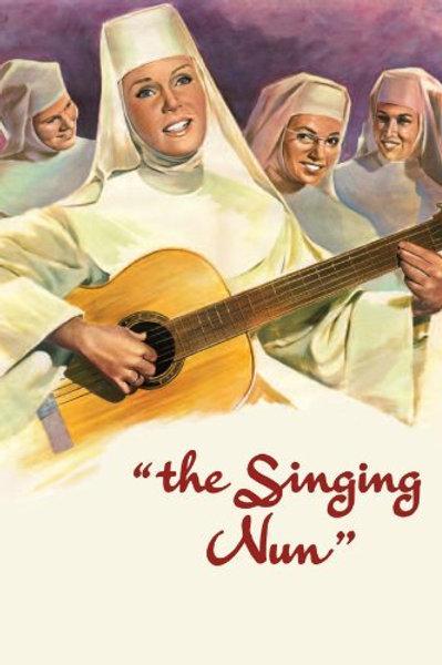 DOMINIQUE (The Singing Nun, 1966) DVD legendado em português