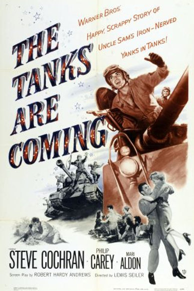 ARRANCADA FINAL (The Tanks Are Coming, 1951)