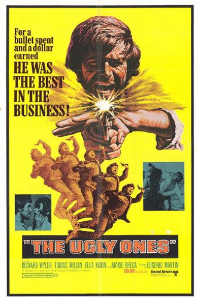 Bounty Killer, O Pistoleiro Mercenário (The Ugly Ones,1966)