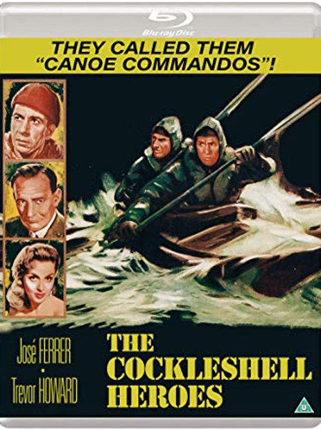OS SOBREVIVENTES (The Cockleshell Heroes, 1955)
