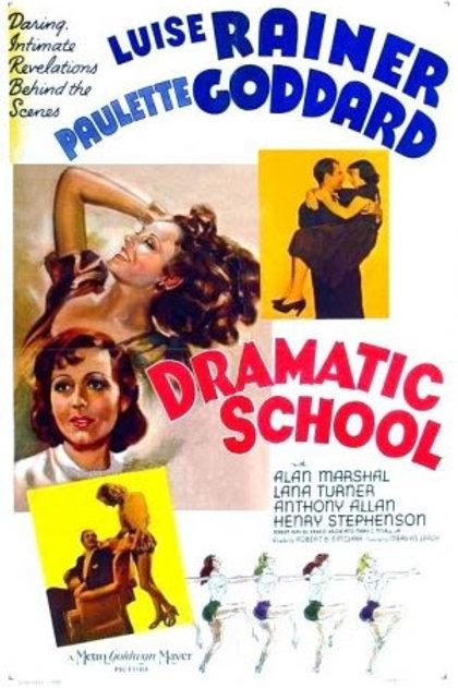 ESCOLA DRAMÁTICA (Dramatic School, 1938)
