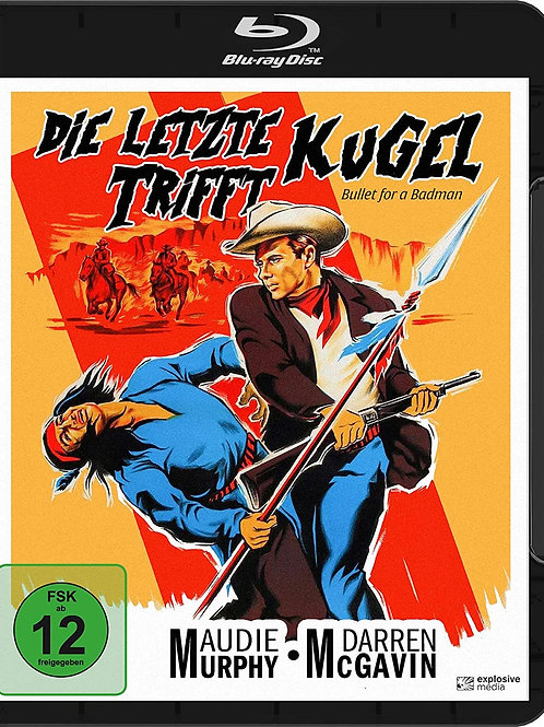 BALAS PARA UM BANDIDO (Bullet For A Badman, 1964)